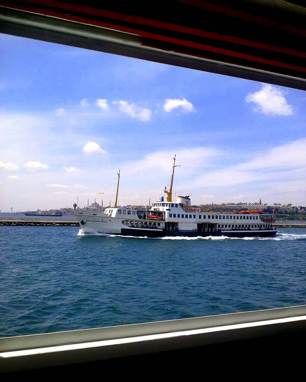 Window Of Istanbul