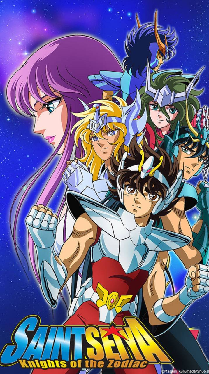 Saint Seiya Wallpaper By Zakum1974