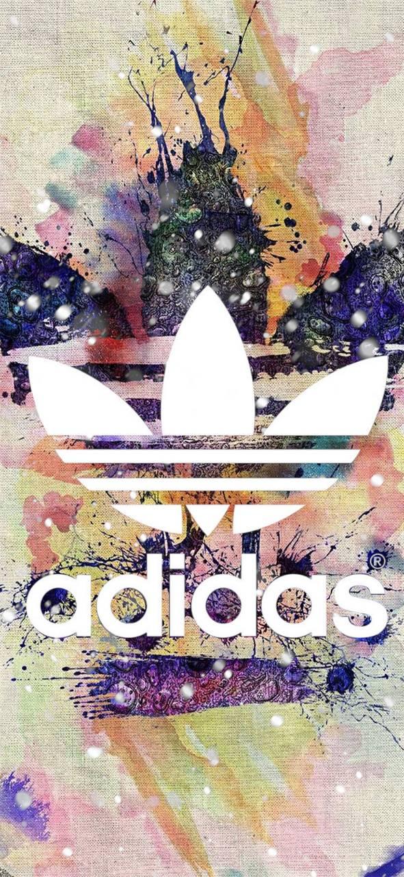 Adidas Paint