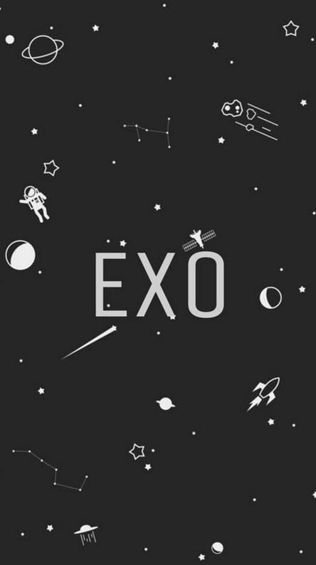 Download 900 Wallpaper Android Exo  Terbaru