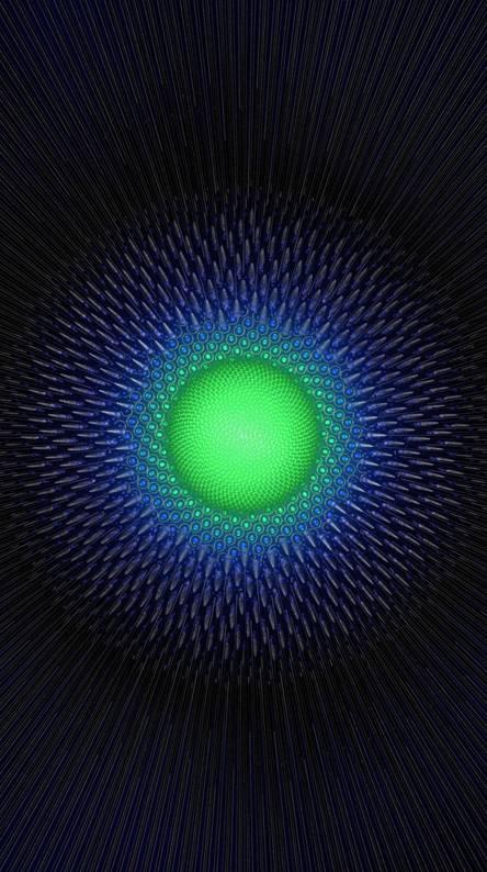 Blast Of Green