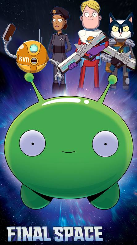 Final space ringtones and wallpapers free by zedge - Final space wallpaper ...