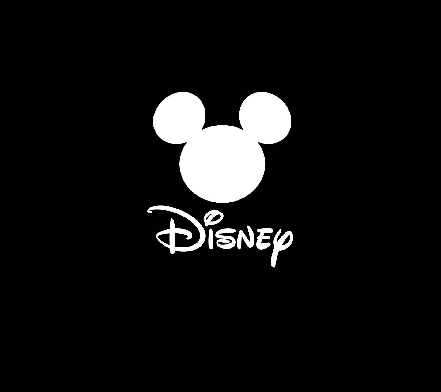 Disney Logo Black