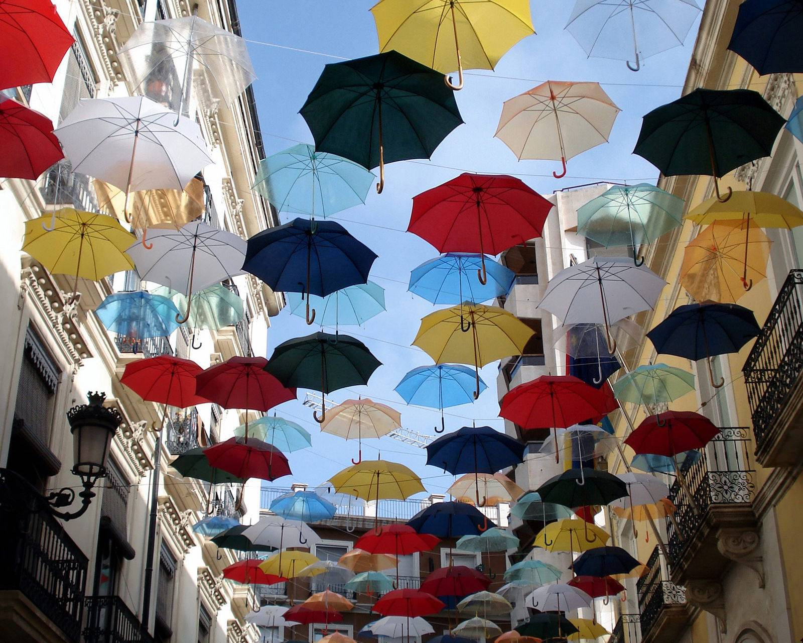 Umbrellas Hd