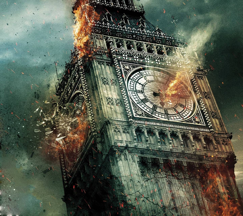 Big Ben Fallen