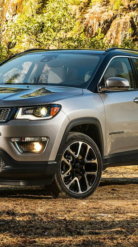 Jeep Compass Wallpapers Free By Zedge