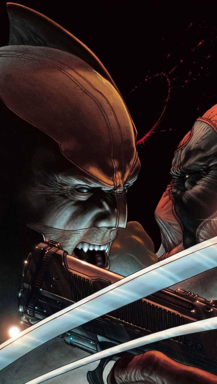 Wolverine N Deadpool