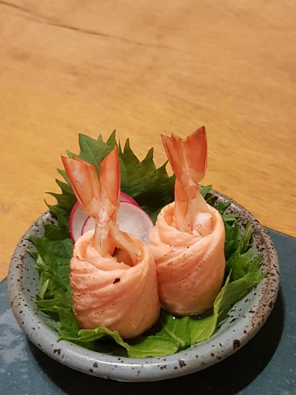 Shrimp joe