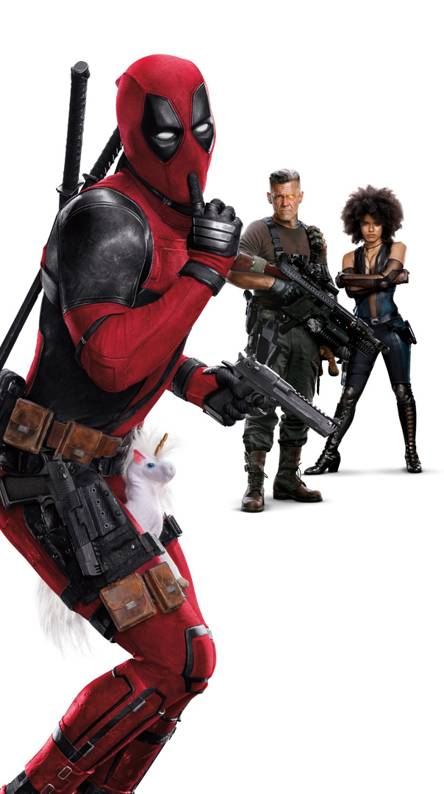Deadpool 2 Artwork Ringtones And Wallpapers Free By Zedge