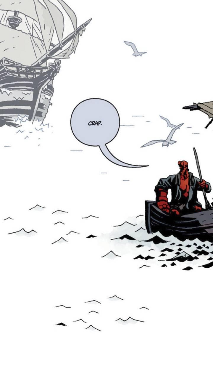 Hellboy Storm