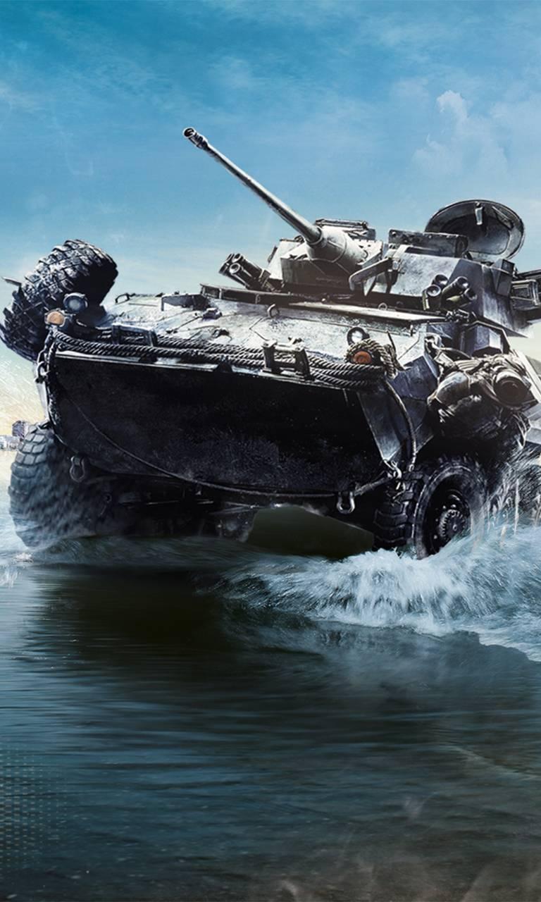 Battlefield 4 Tank
