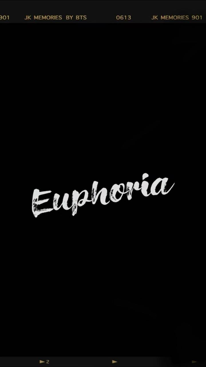 Euphoria wallpaper