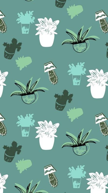 Cactus Pattern 2