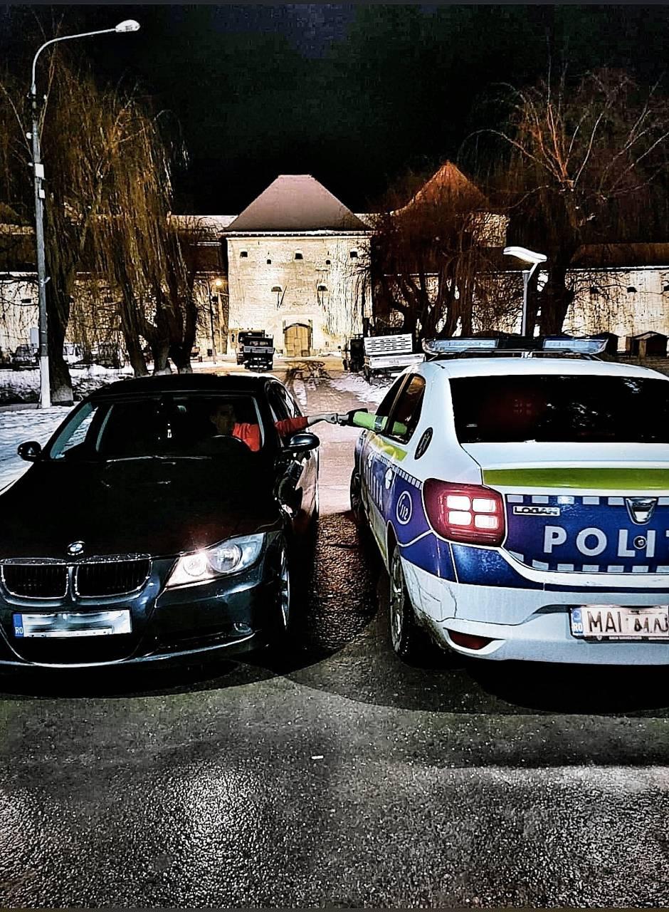 BMW police friends