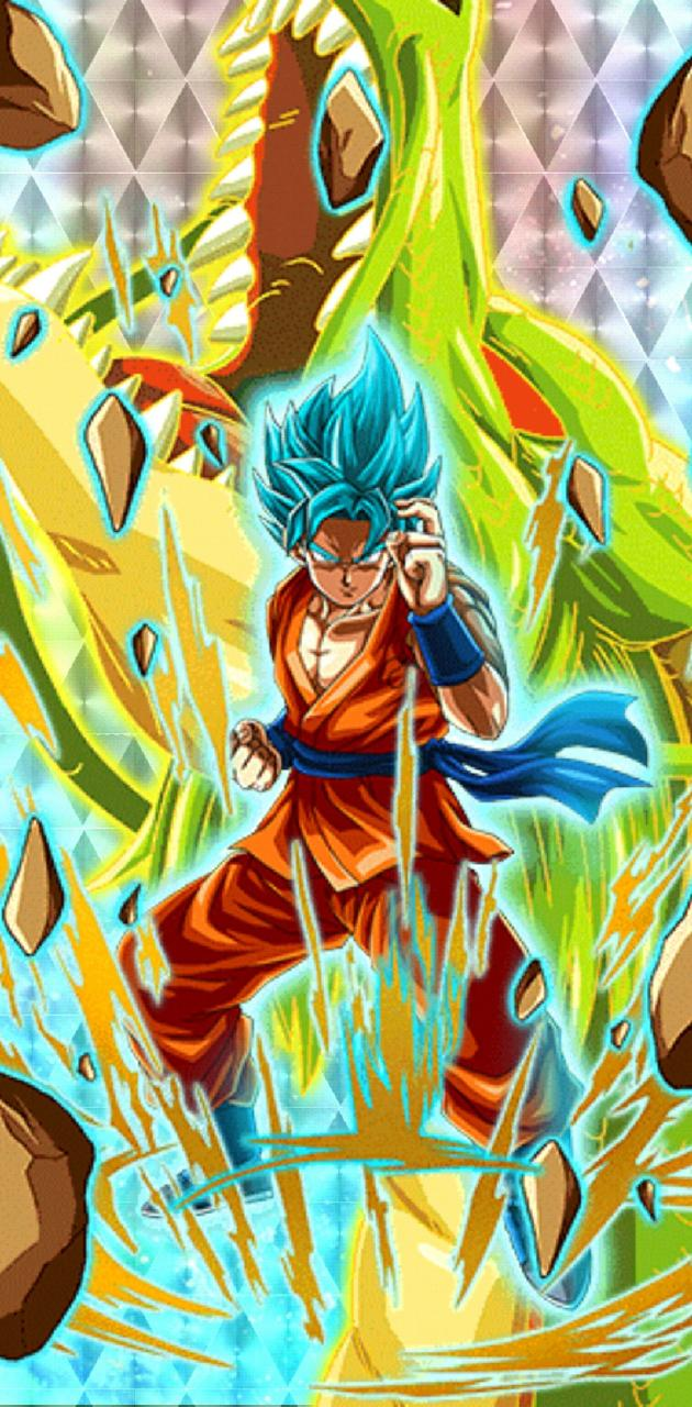 SS Blue Goku