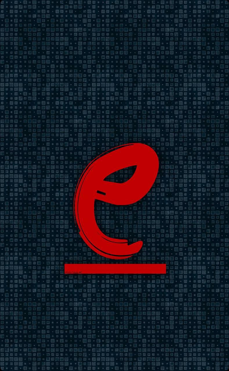 Fpr alphabet e