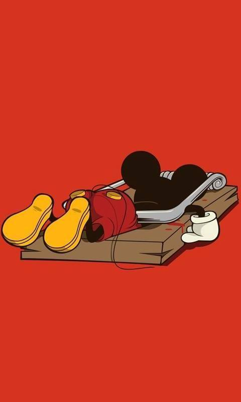 Mickey Mouse is Dead