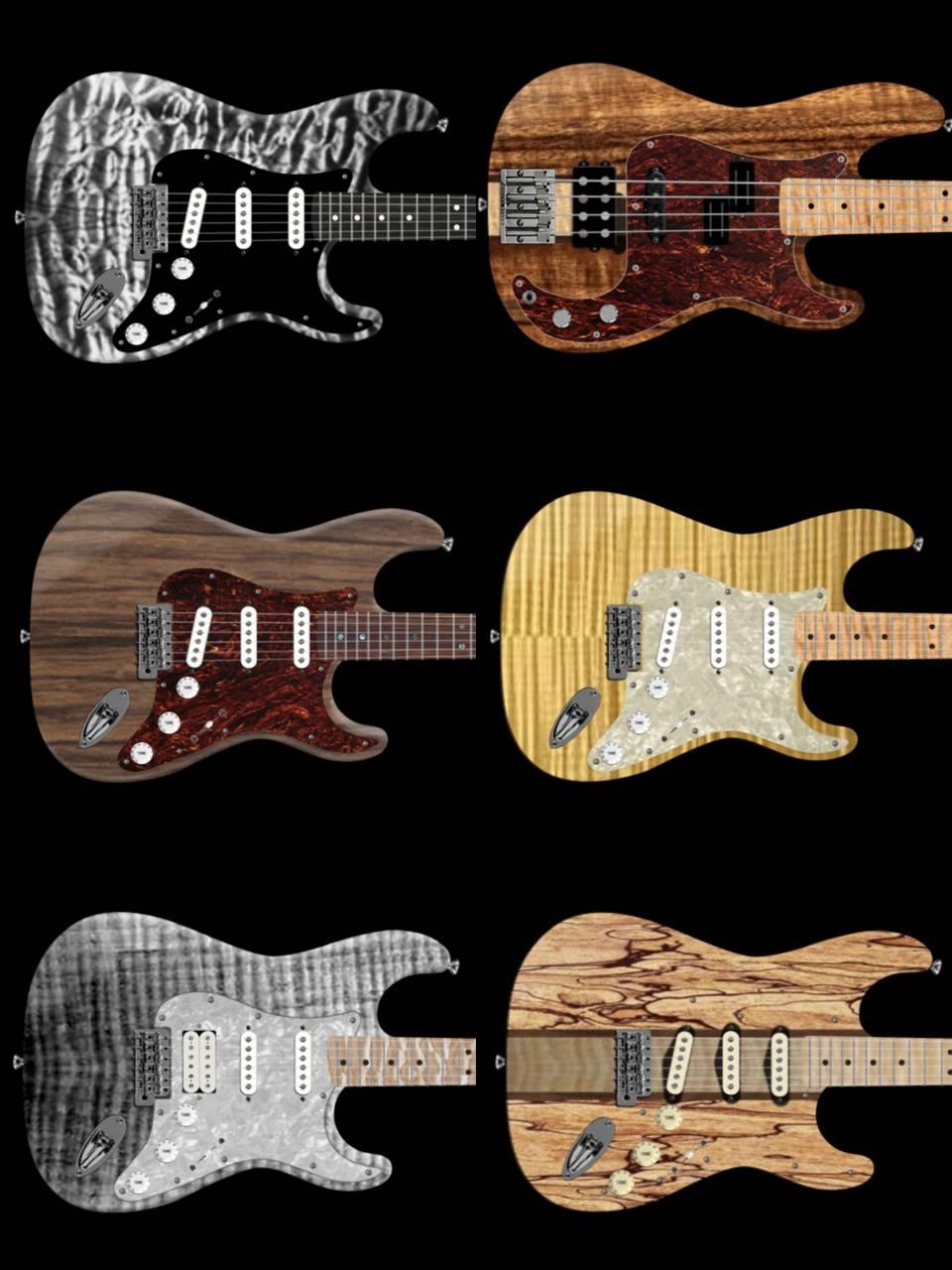 Guitarist Guitars