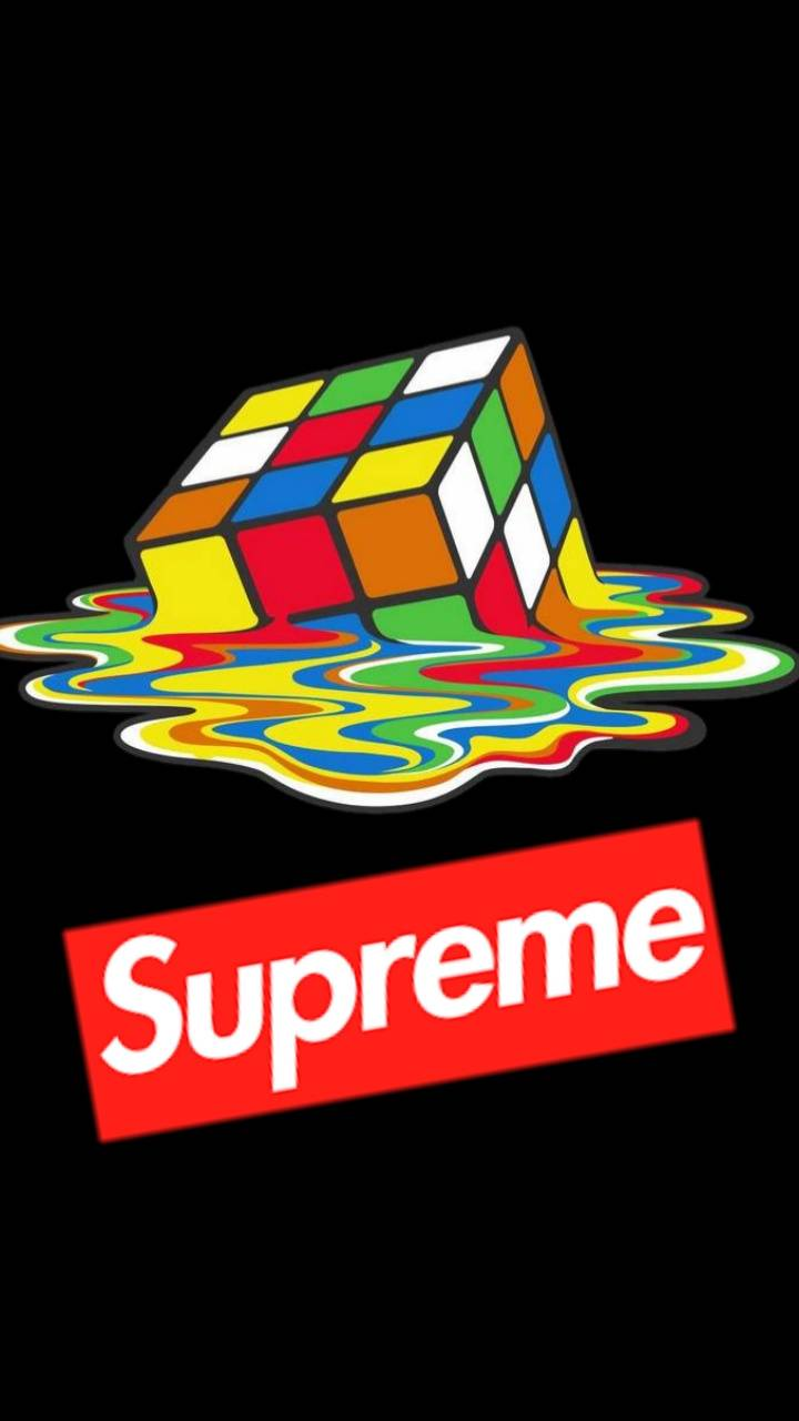 Supreme Rubiks Cube
