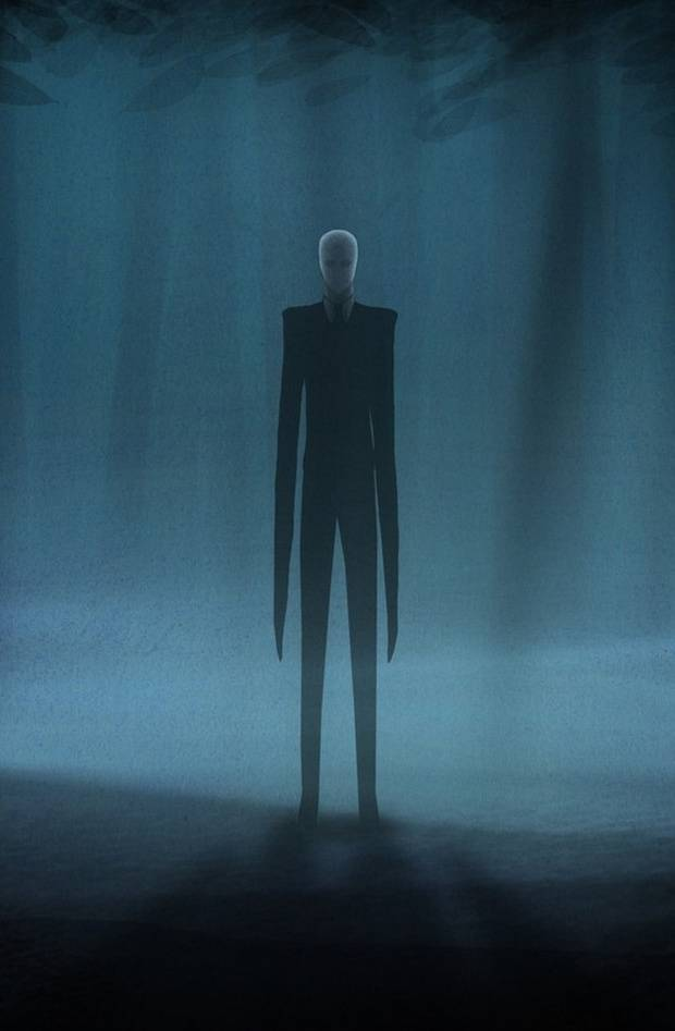 Slenderman Wallpaper By Simeonslipknot