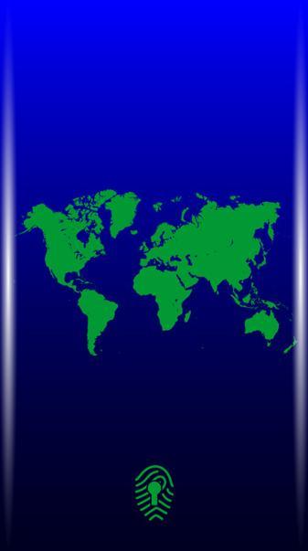world lockscreen