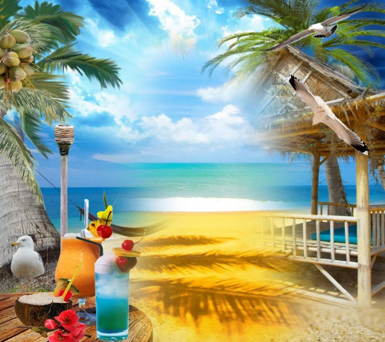 Hd Summer Beach