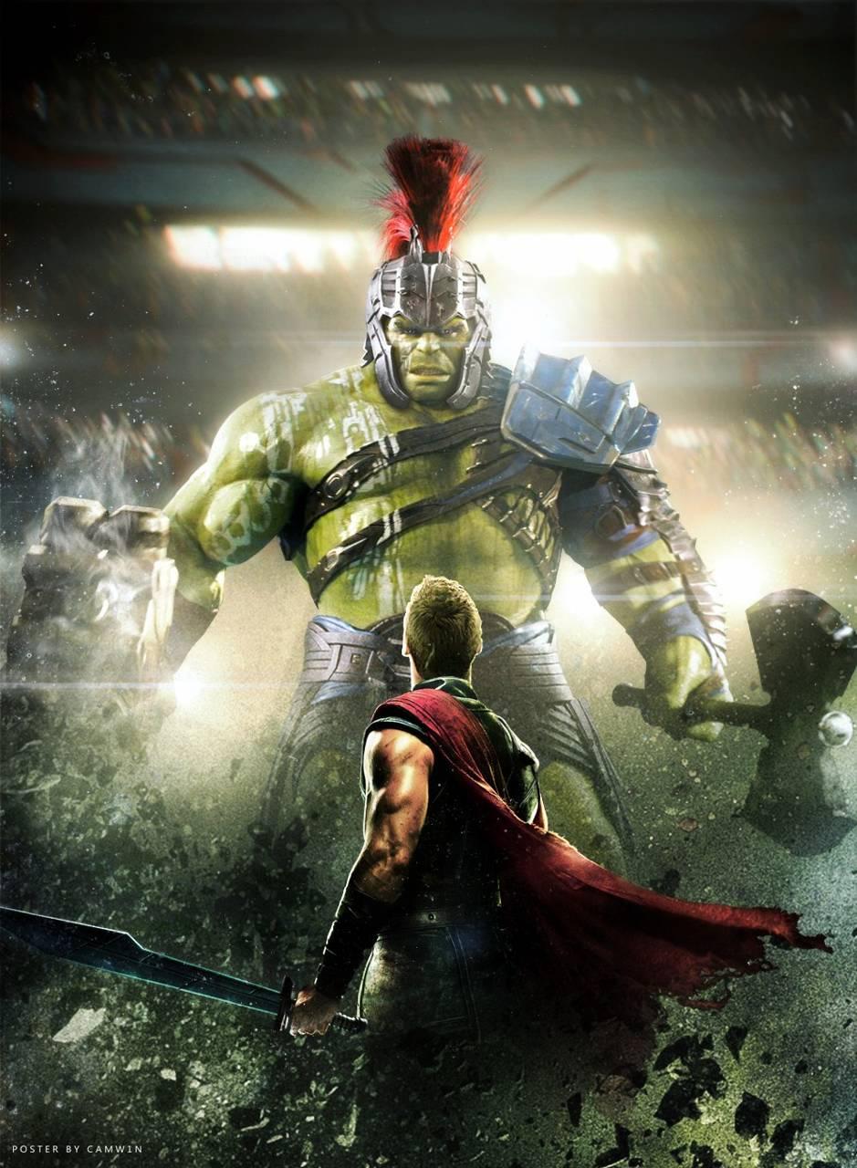 Thor Ragnarok Wallpaper By Silverbull735 48 Free On Zedge
