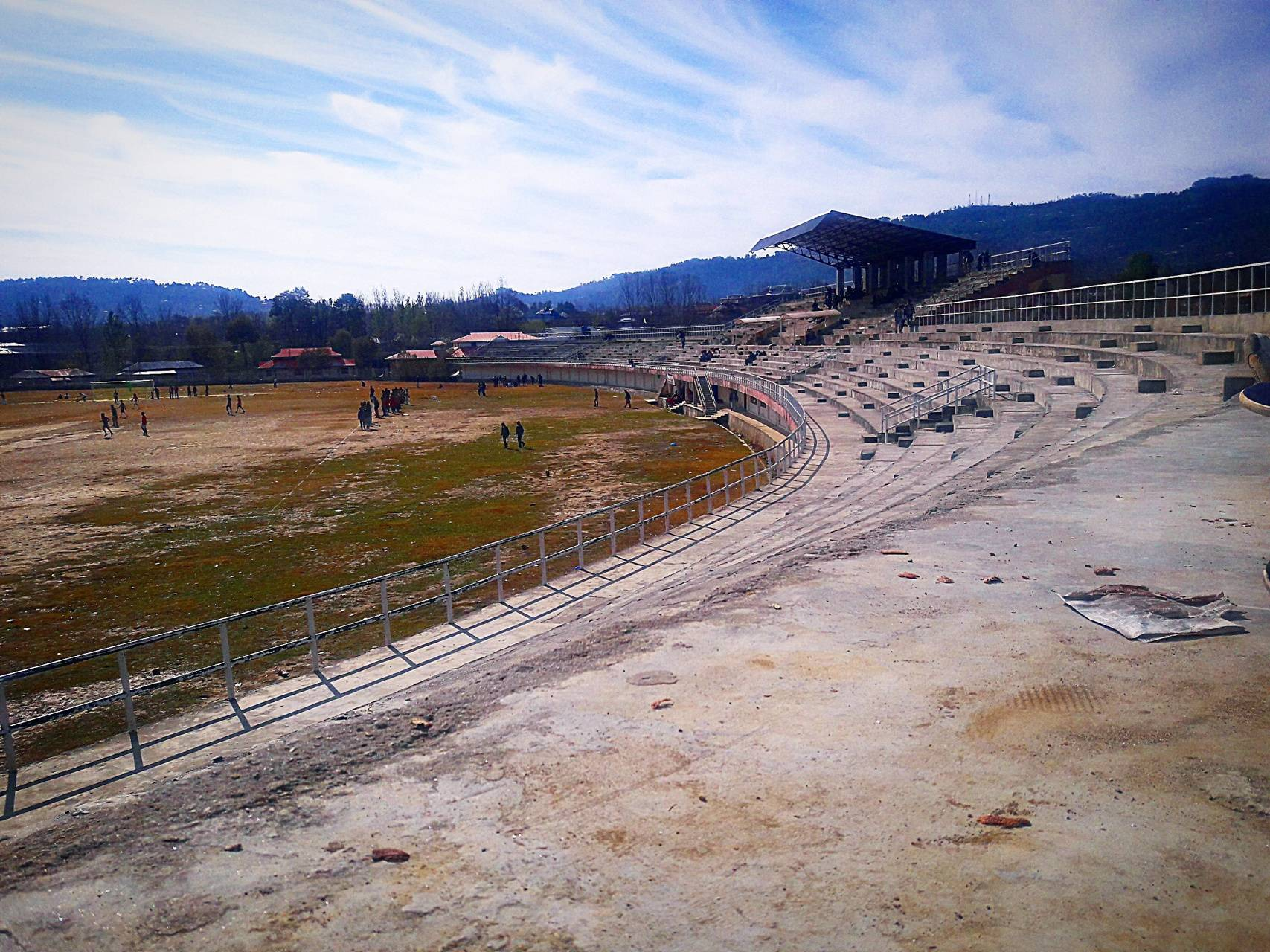 Rawalakot Stadium