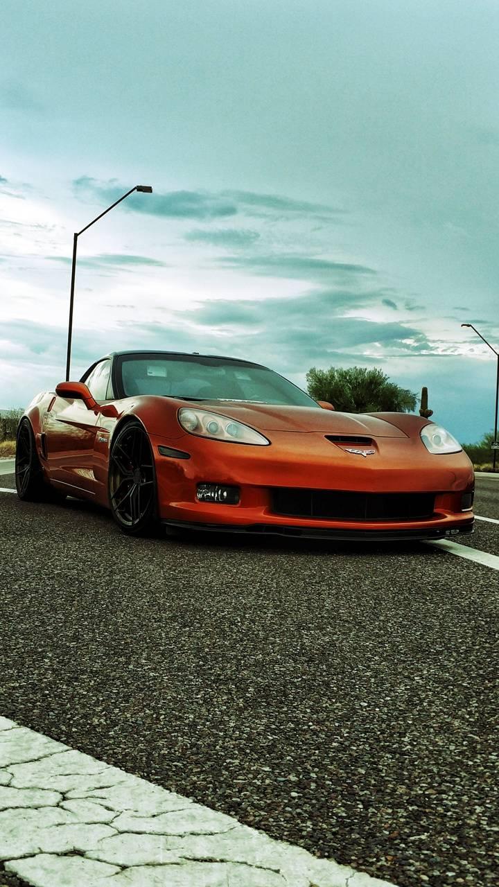 Corvette Z06 09