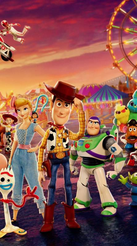 Toy Story Wallpapers Free By Zedge