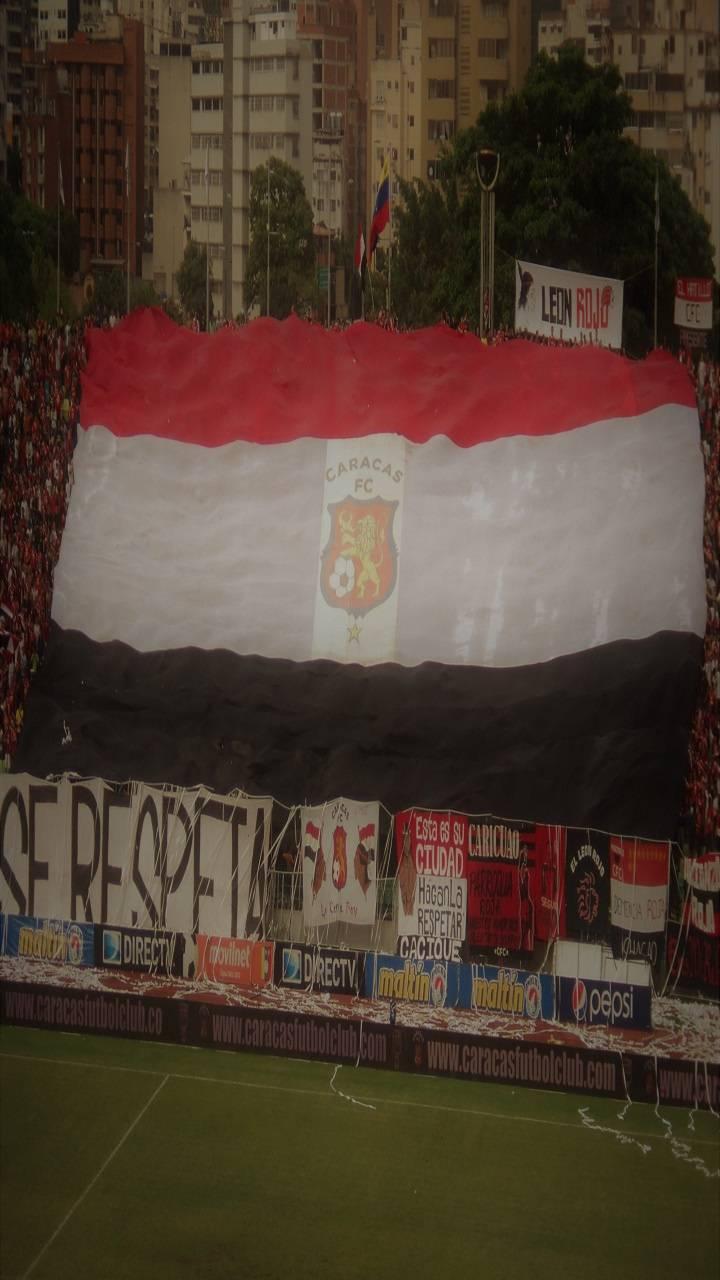 Bandera Caracas FC