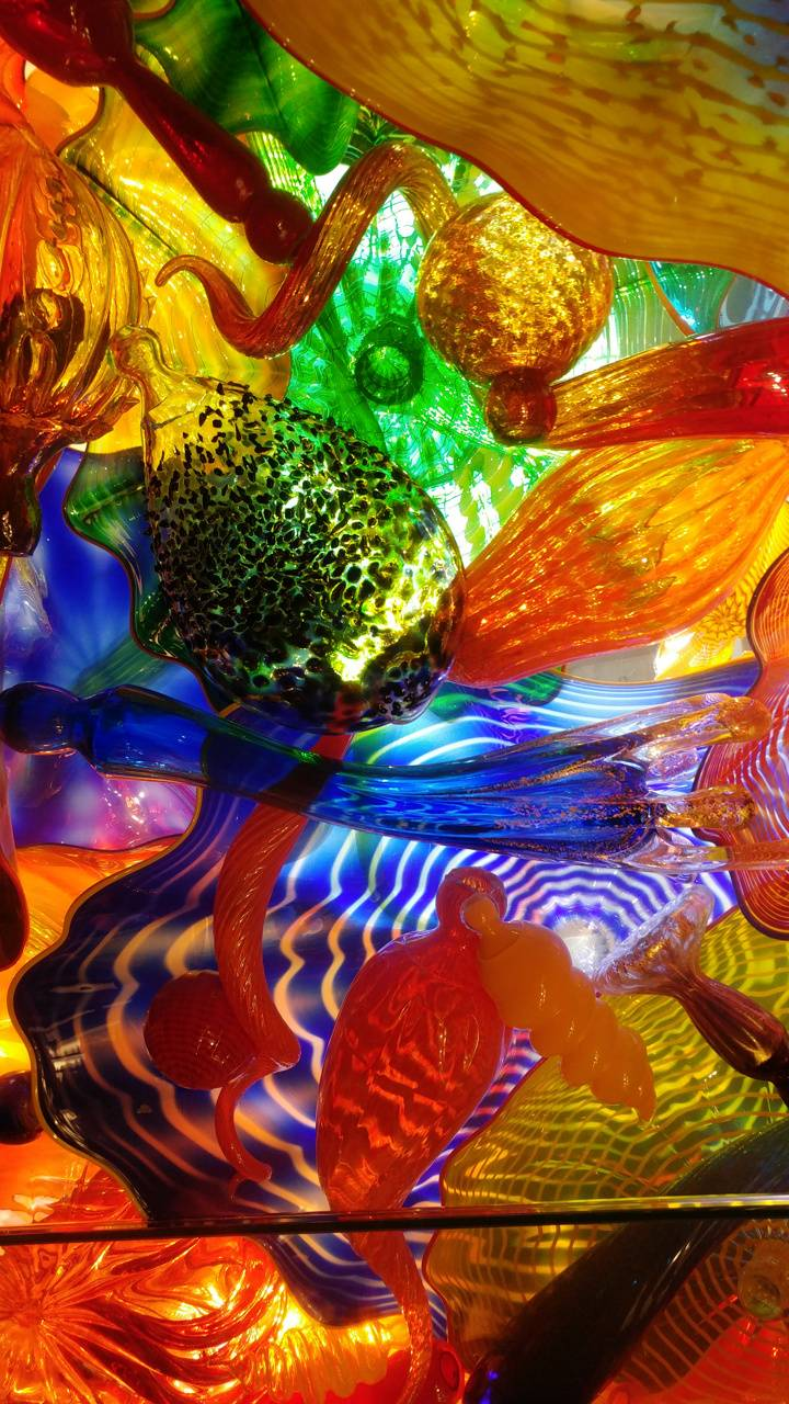 Chihuly Art Indy 6