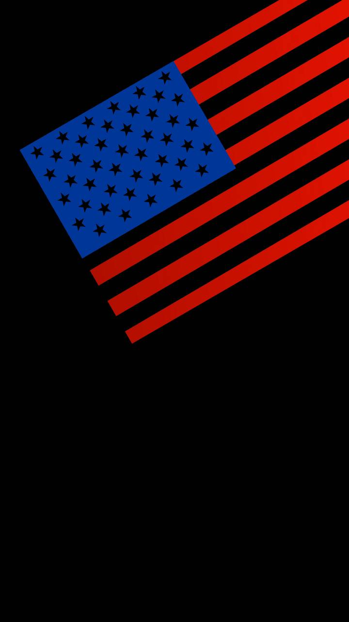 American Flag Dark Wallpaper By Studio929 B9 Free On Zedge