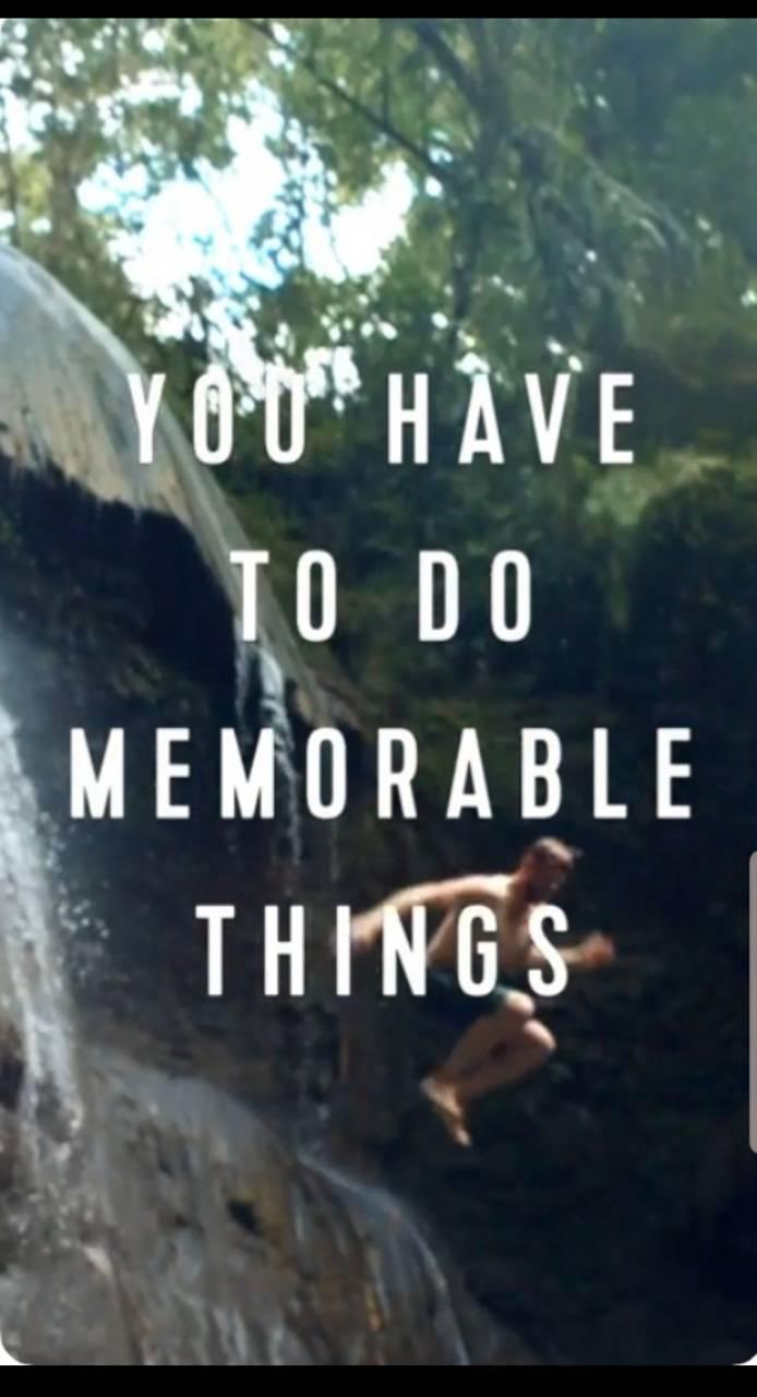 Make Memories
