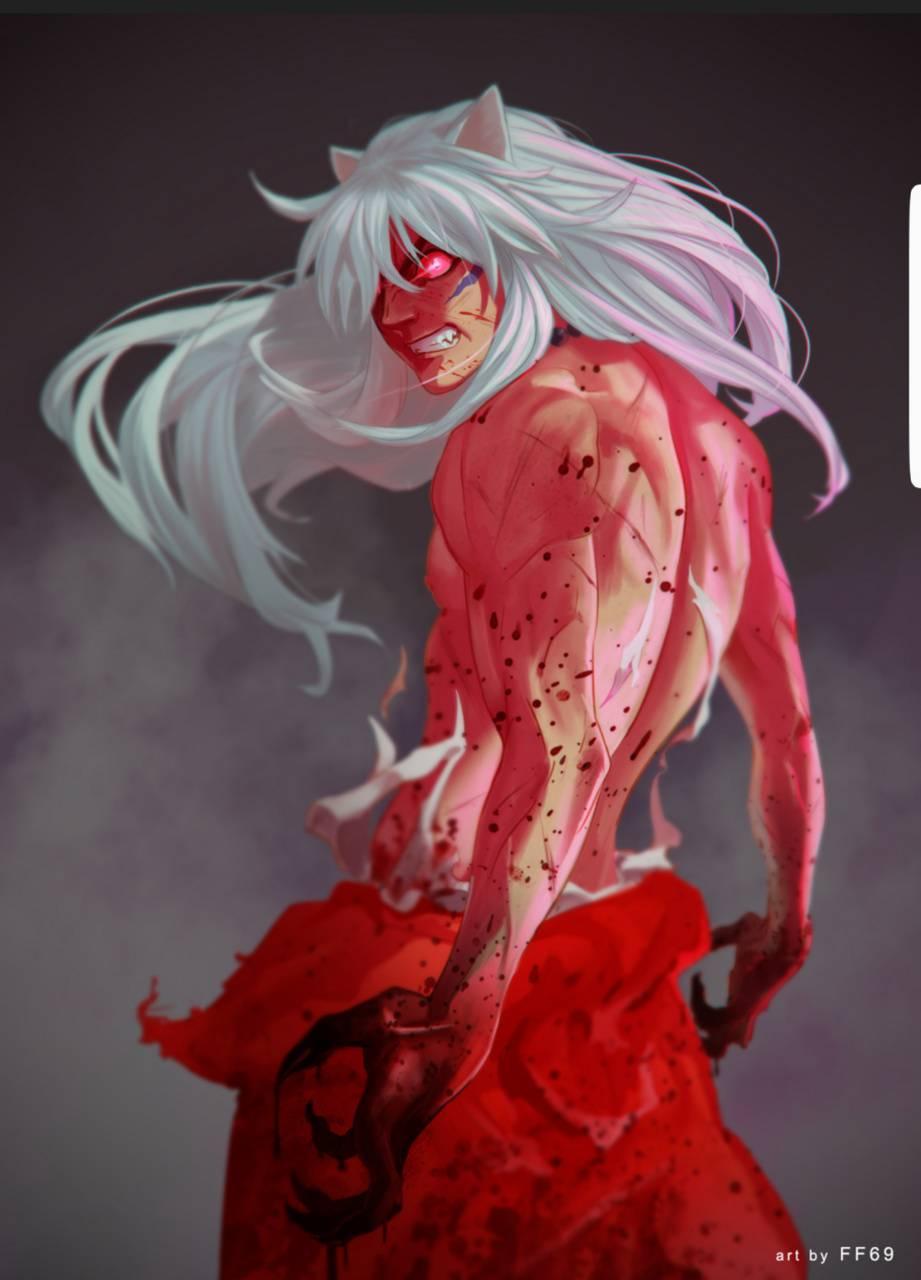 Full demon Inuyasha