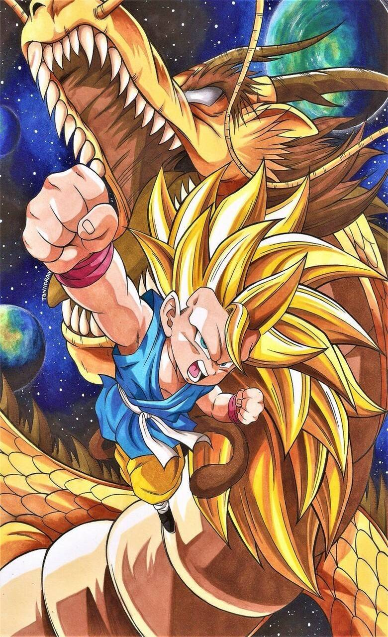 Dragon Ball Gt Wallpaper By Kishidroid237 D9 Free On Zedge