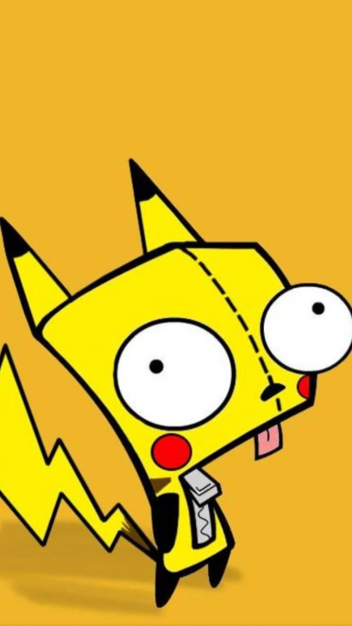 Gurr pikachu