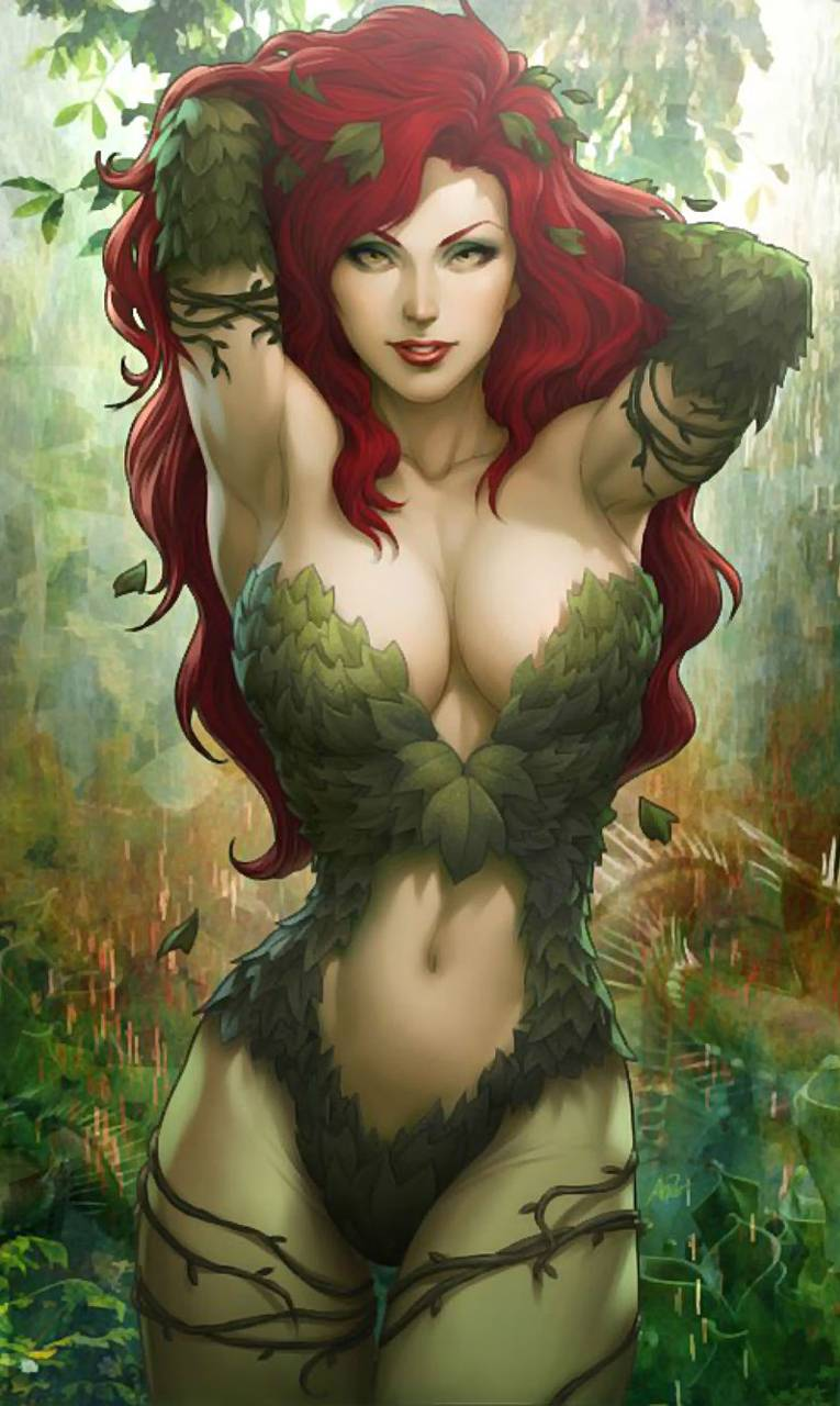 Poison Ivy Wallpaper By Michael12483 5d Free On Zedge
