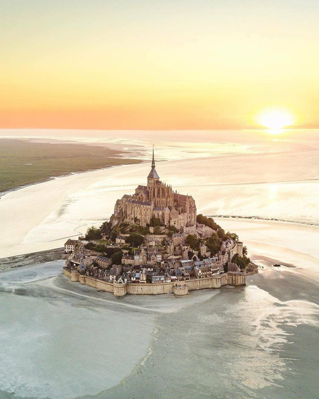 Mont Saint Michel Wallpaper By Tubar 37 Free On Zedge