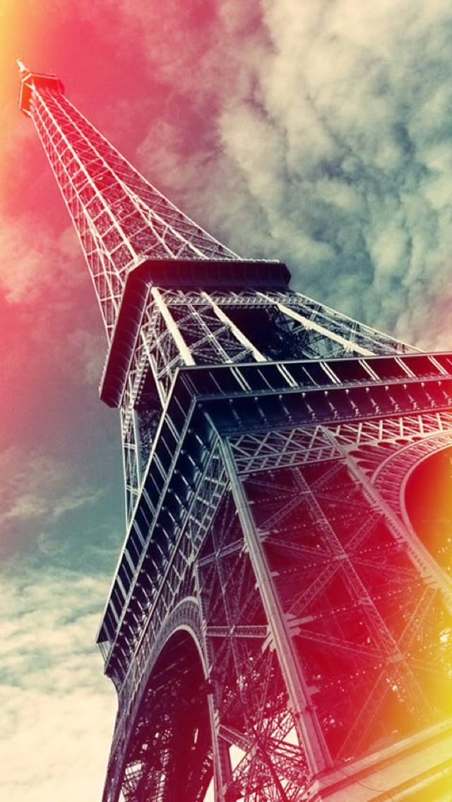 Paris Colorful