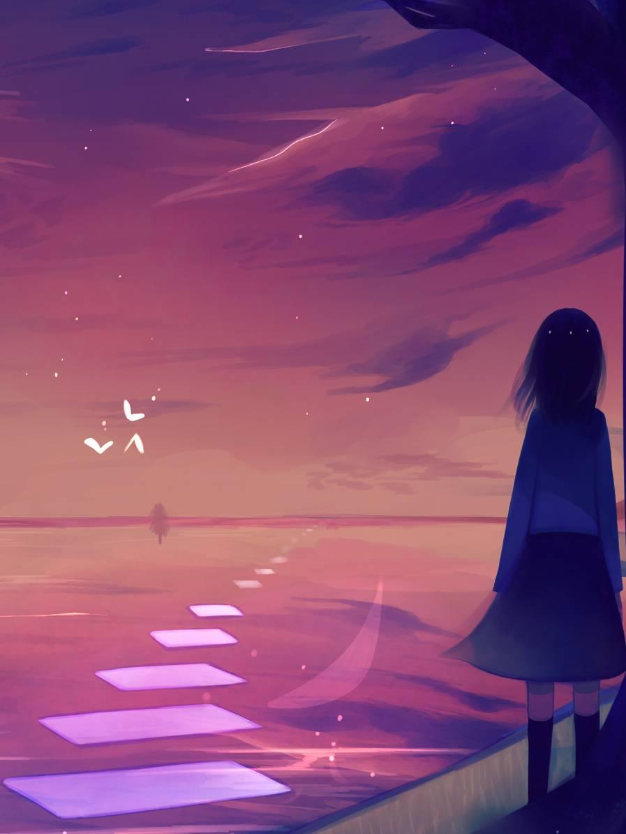 Dawn Fall With Tears
