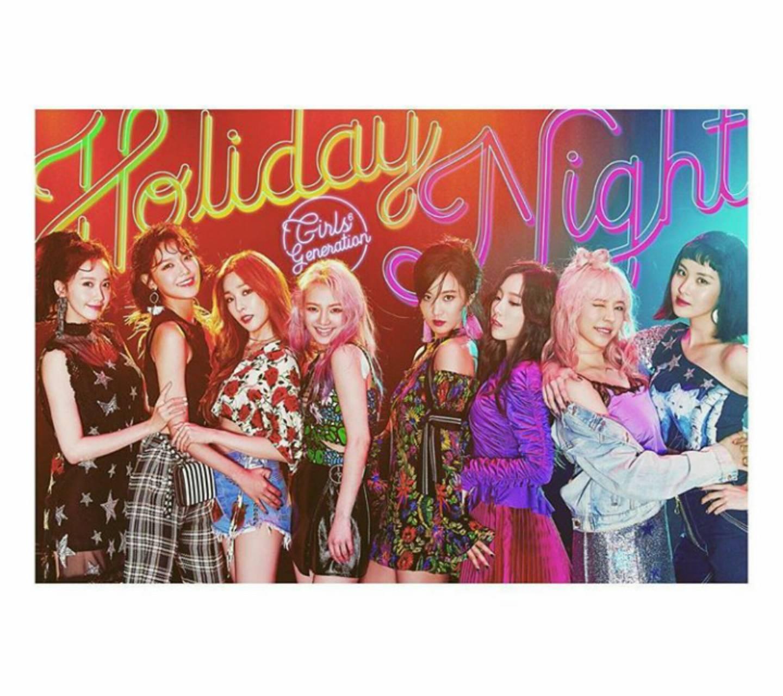 GG HOLIDAY NIGHT