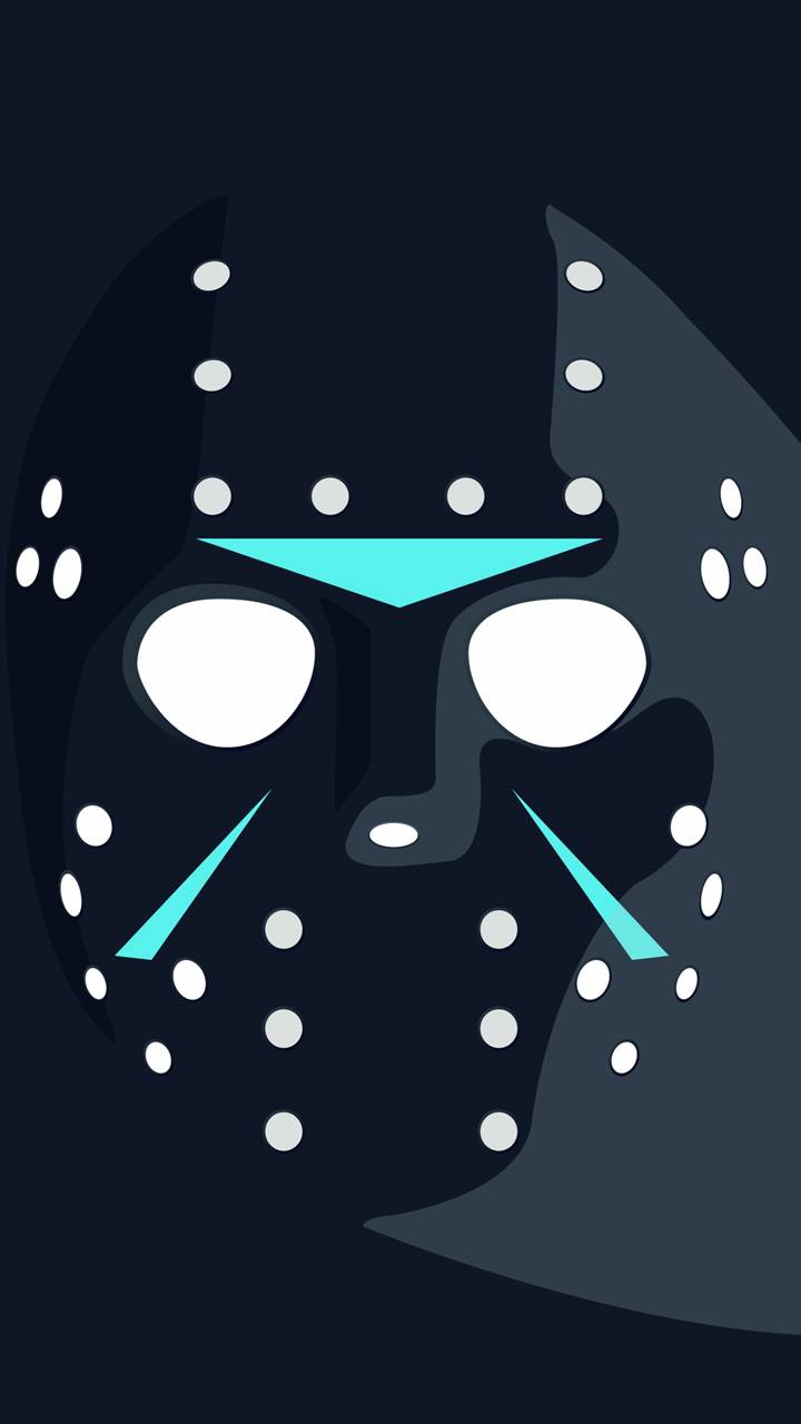 Jason Hockey Mask Wallpaper By SnoobDude