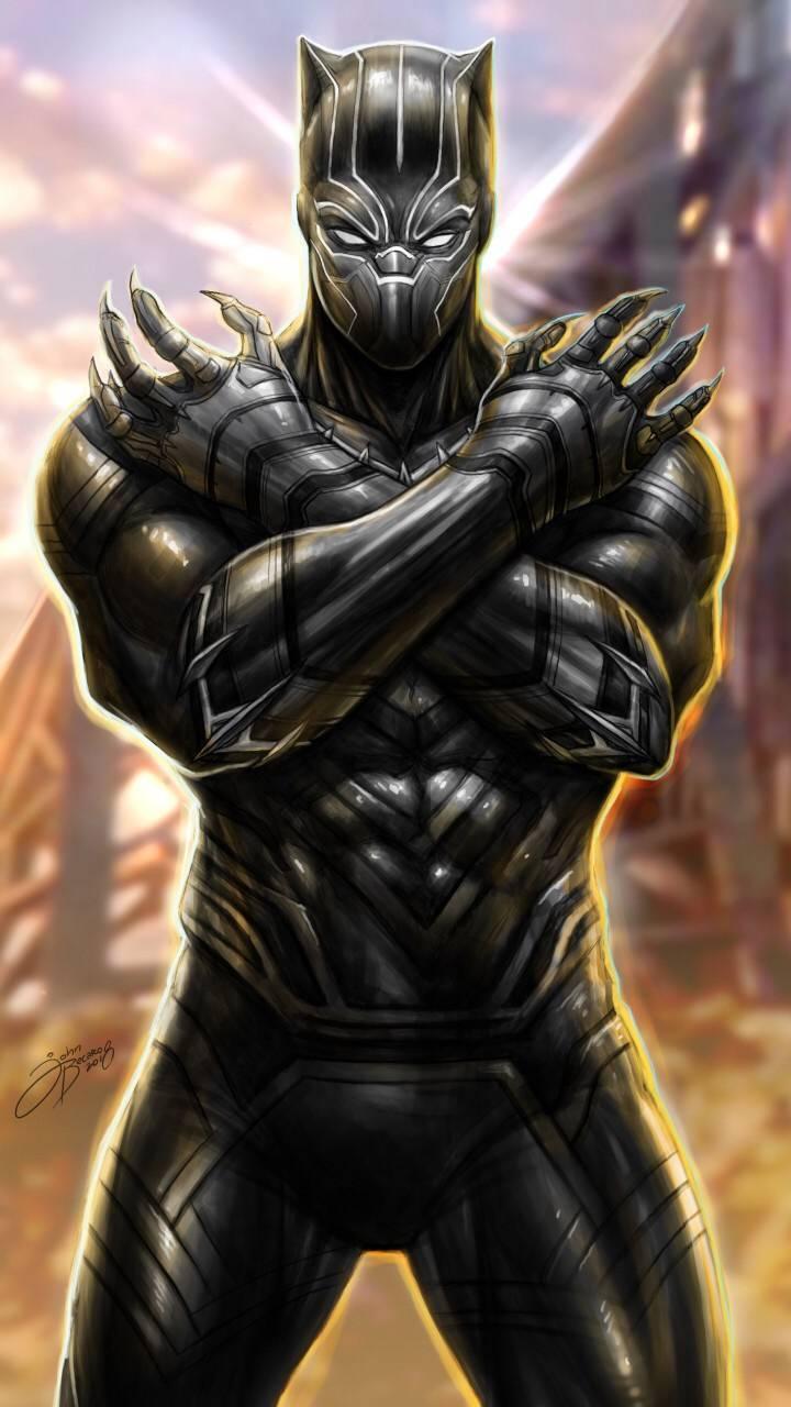 Black Panther Wallpaper By Saikoride Ea Free On Zedge