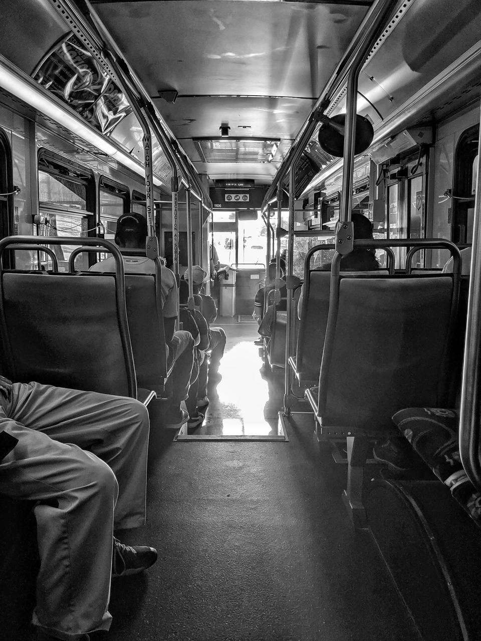 Bus ride blues