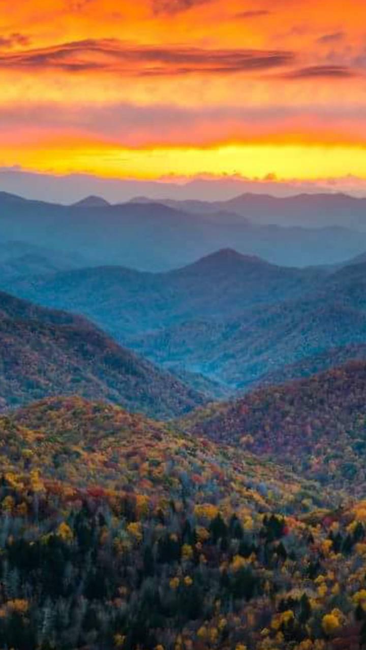 Tennessee USA Smokys