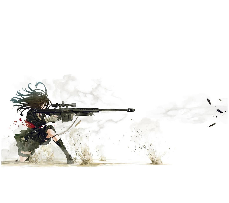 Sniper Anime