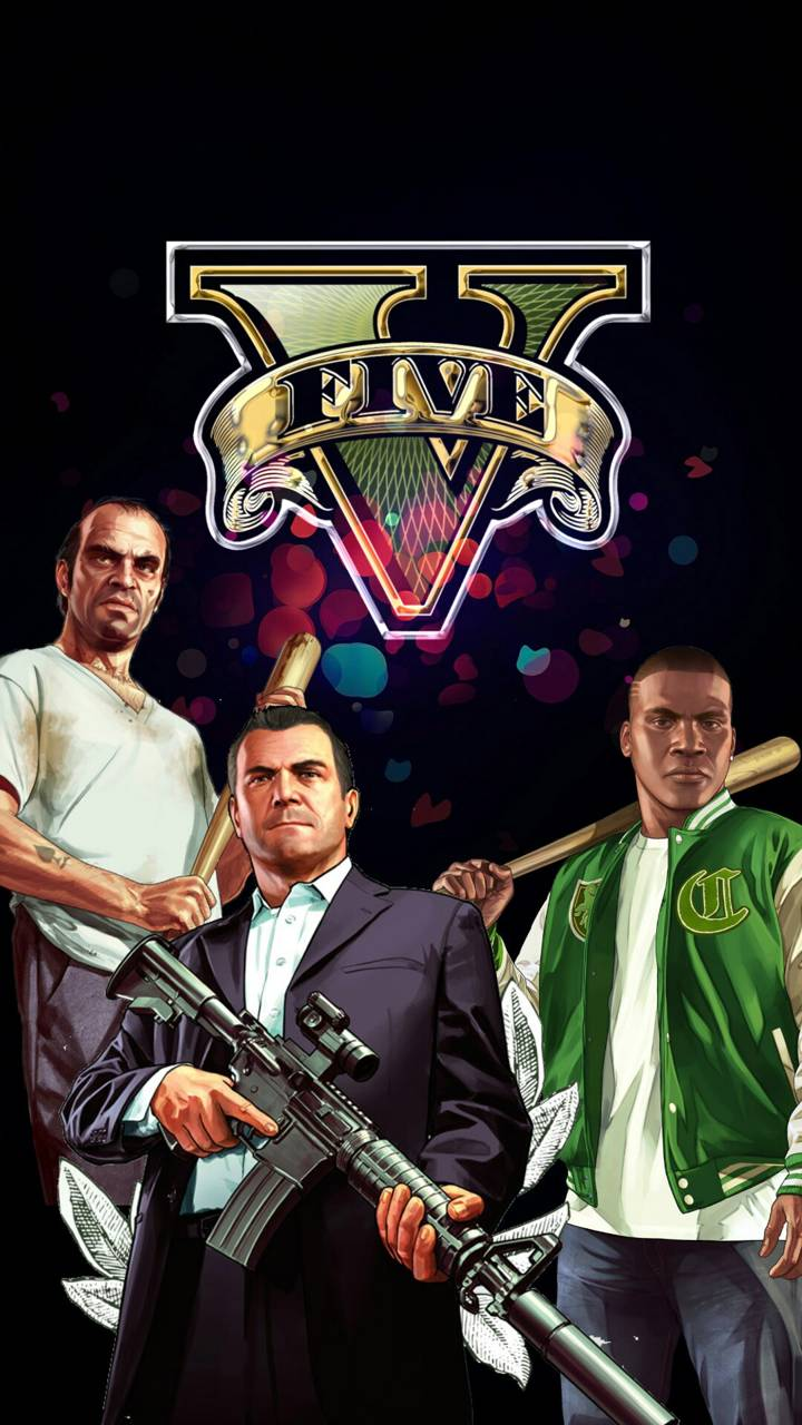 gta 5 Wallpaper by quresh4 0d Free on ZEDGE™