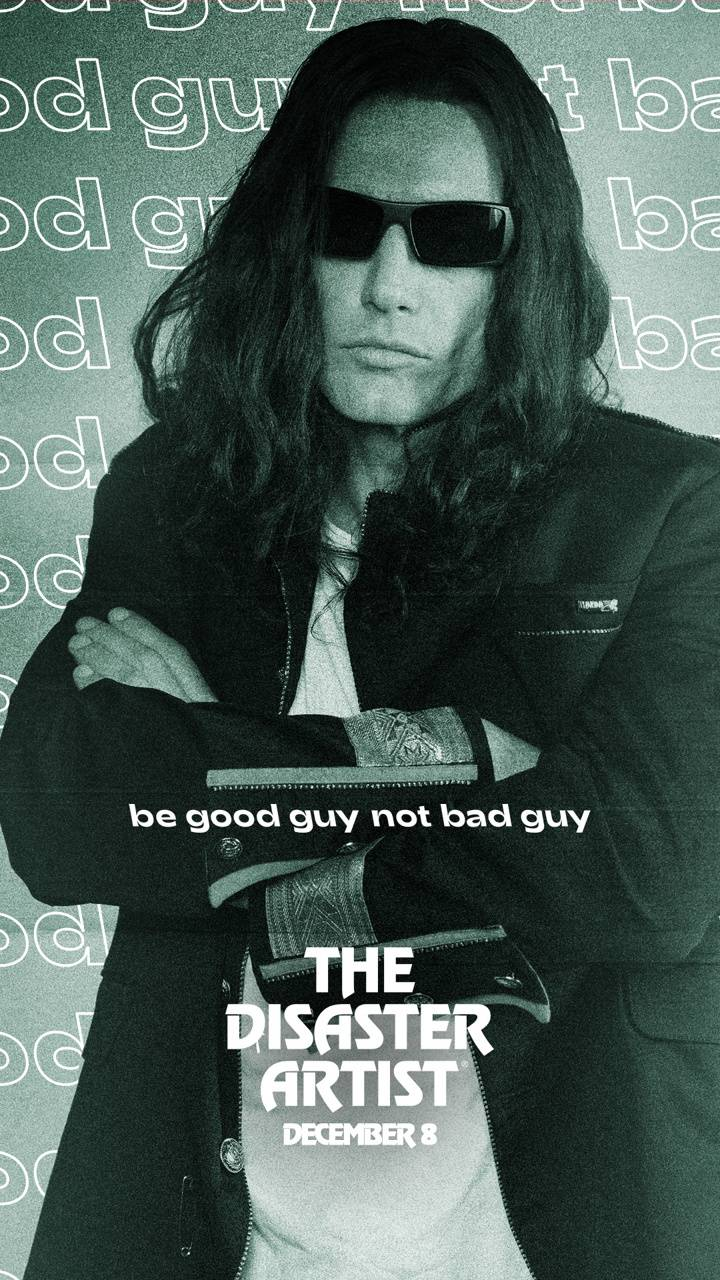 Be Good Guy Not Bad Guy