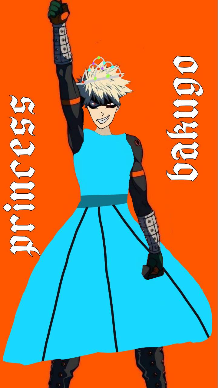 Princess bakugo